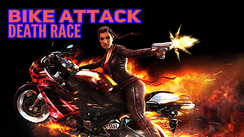 Bike attack: Death race captura de tela 1