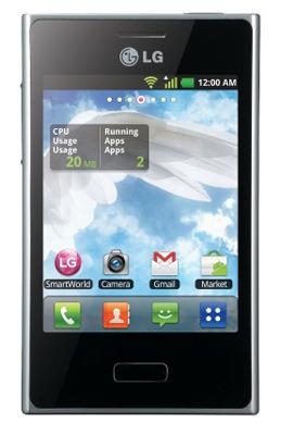 Скачать приложения для телефона LG Optimus L3 E400 бесплатно