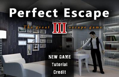 логотип Идеальный побег 3