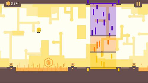 Arcade Lampy: Color jump für das Smartphone