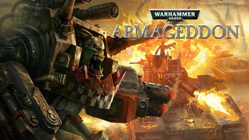 logo Warhammer 40 000: Armageddon