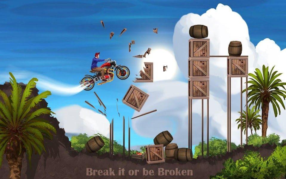Rush to Crush Bike Racing скріншот 1
