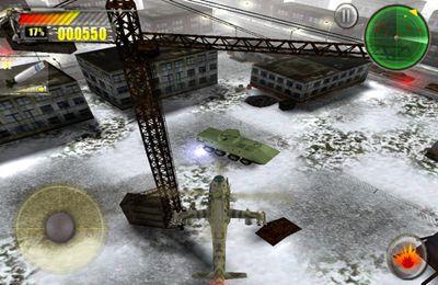 Screenshot Finaler Schlag 3D auf dem iPhone