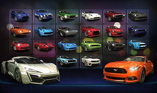 Rennspiele: Lade Fast & Furious: Legacy auf dein Handy herunter