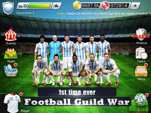 Top 12: Master of football Screenshot