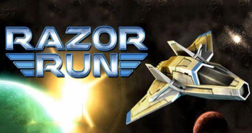 Razor Run: 3D space shooter Screenshot