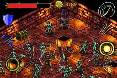 Juegos de píxeles Legends Arcana en español