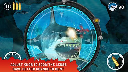 Hungry shark hunting の日本語版