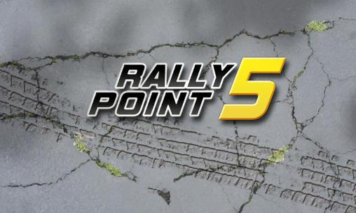 Rally point 5 Symbol