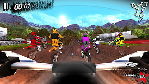 Ultimate motocross 4 для Android