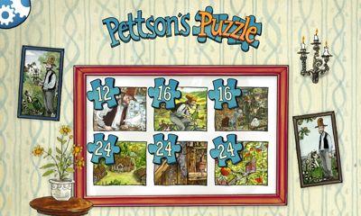 Juegos de lógica Pettson's Jigsaw Puzzle para teléfono inteligente