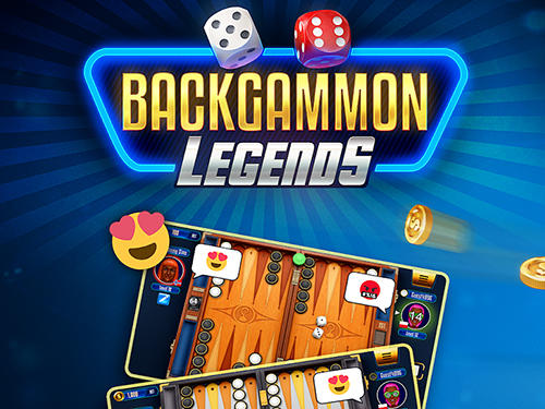 скріншот Backgammon legends