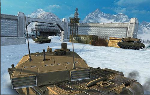 Armada: World of modern tanks für Android