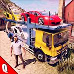 John: Truck car transport Symbol