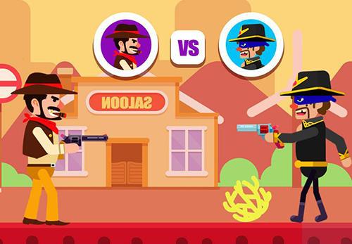 Arcade Gun duel master für das Smartphone