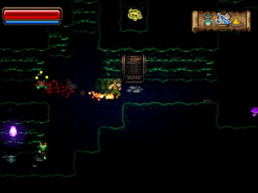 Wayward souls capture d'écran 1