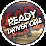 Ready driver one Symbol