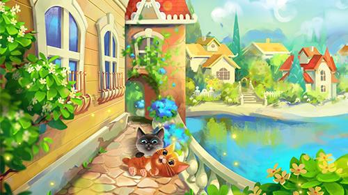 Simulation Happy kitties für das Smartphone