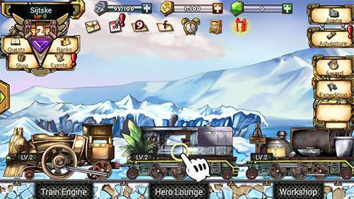 Mine heroes 2 Screenshot