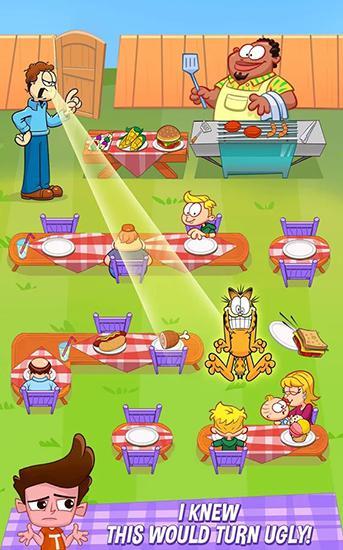 Arcade-Spiele Garfield: Eat. Cheat. Eat! für das Smartphone