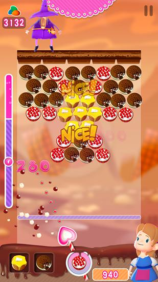 Sweet and bubble для Android