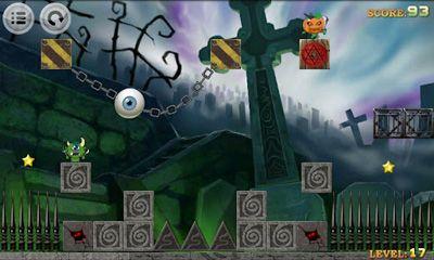 Physics games Devil Hunter in English