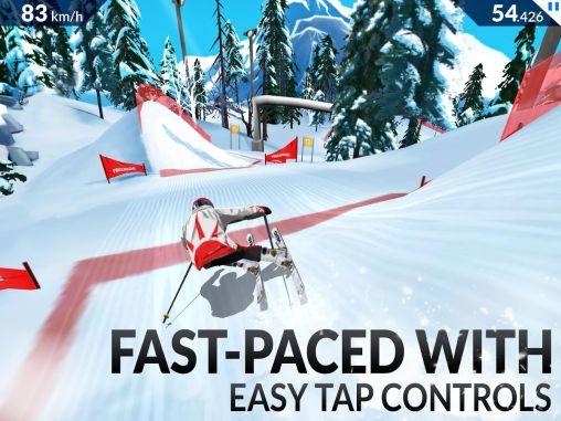 Simuladores FRS Ski cross para teléfono inteligente