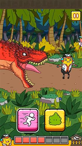 Banatoon 2: Jurassic world! auf Deutsch