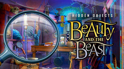Hidden objects: Beauty and the Beast captura de tela 1