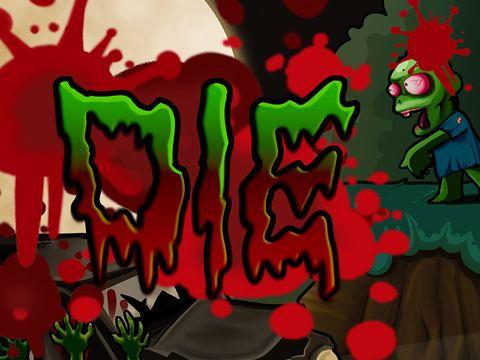 Screenshot Super Zombie Ninja vs. Zombies World auf dem iPhone