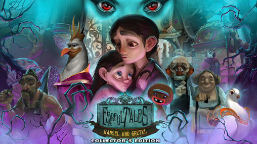 Fearful tales: Hansel and Gretel. Collector's edition capturas de pantalla