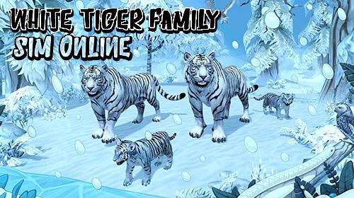 ホワイト・タイガー・ファミリー・シム・オンライン スクリーンショット1