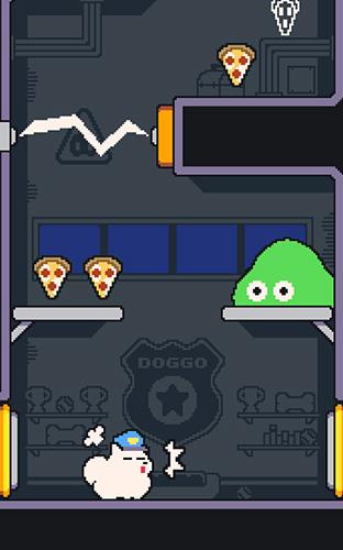 Arcade Slime pizza für das Smartphone