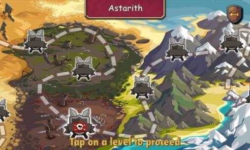 Screenshot Melodie des Schwertes auf dem iPhone