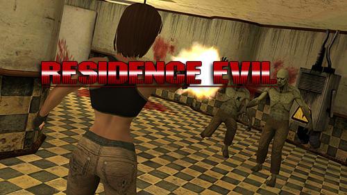 Residence evil скриншот 1