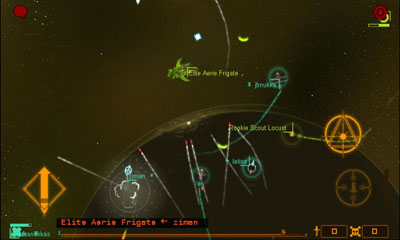 Pocket Fleet Multiplayer Screenshot