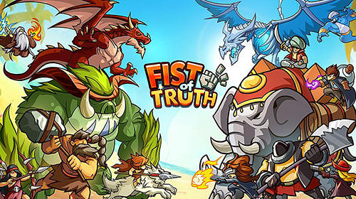 Fist of truth: Magic storm Screenshot