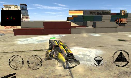 Real derby racing 2015 screenshot 1