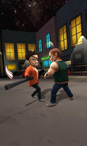 Gangster squad: Fighting game для Android