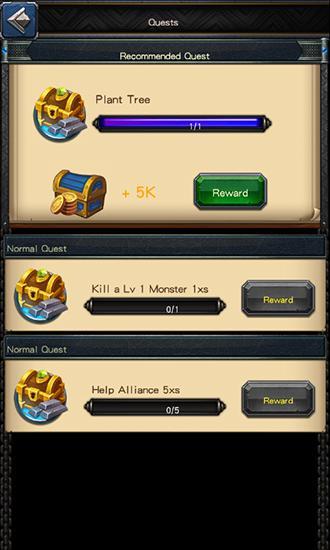 Magic wars Screenshot