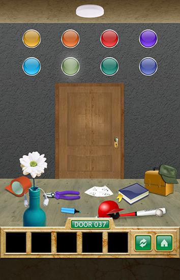 100 doors 5 stars pour Android