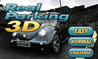 Real Parking 3D captura de tela 1