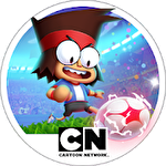 CN Superstar soccer. Copa toon ícone