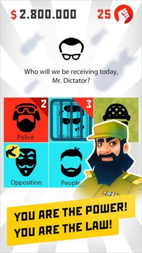 Dictador: Revolución para iPhone gratis
