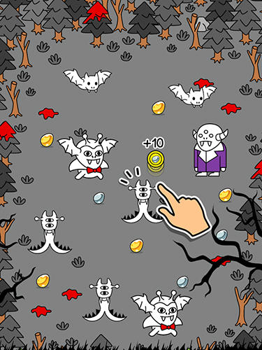 Vampire evolution for Android