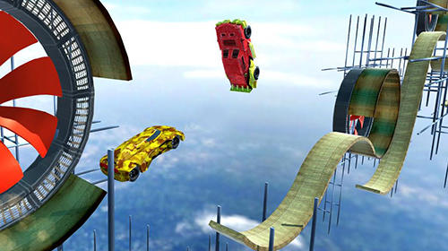 Stunt car screenshot 3