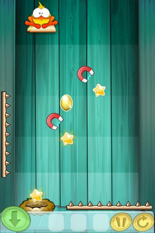 iPhone用ゲーム レイ・ザ・エッグ: レイ・ゴールデン・エッグス のスクリーンショット