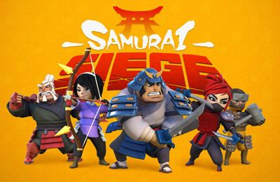 logo Samurai Belagerung