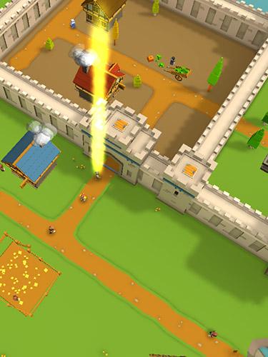 Idle medieval tycoon: Idle clicker tycoon game auf Deutsch