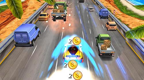 Crash sprint Screenshot